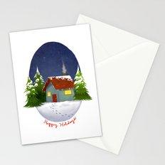 Happy Holidays 2012 Stationery Cards