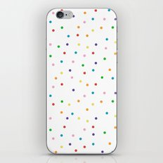 Candy Repeat iPhone & iPod Skin