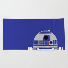 Artoo R2-D2 Beach Towel