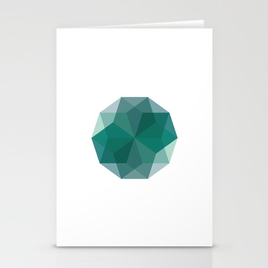 Shapes 011 Stationery Cards