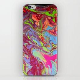 intertwined iPhone Skin