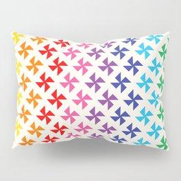 Pinwheels Pillow Sham