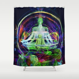 Anandam Shower Curtain