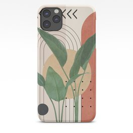 Nature Geometry V iPhone Case