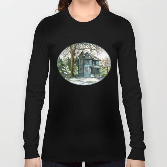 The House Under the Big Tree Long Sleeve T-shirt