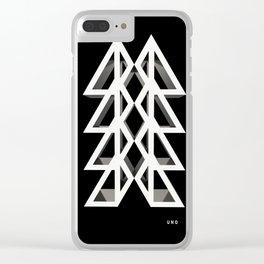 Amalgamamma Clear iPhone Case