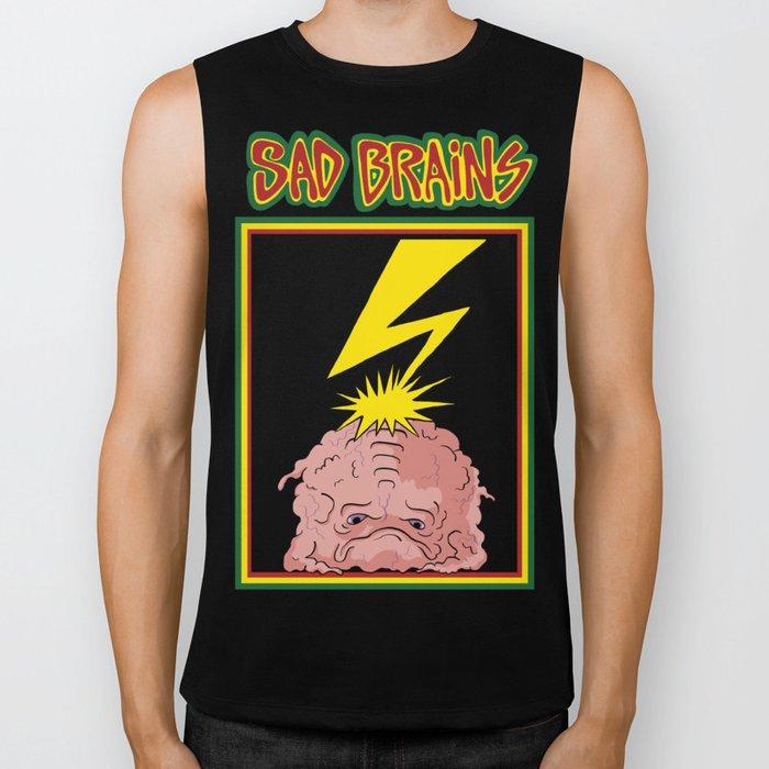 Sad Brains Biker Tank