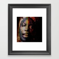 Nina Simone     Sinnerman Framed Art Print