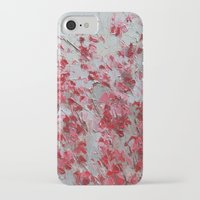 sakura iPhone & iPod Cases featuring Sakura by Ann Marie Coolick