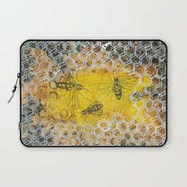 Protecting the Brood Laptop Sleeve