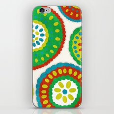 Dutch Medallions iPhone & iPod Skin