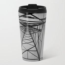 electricity pylon #2 Travel Mug
