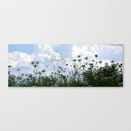 Flower Ridge Canvas Print