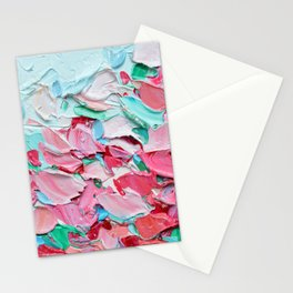 Minted Azaleas Stationery Cards