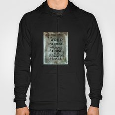 A heroic stance Hoody