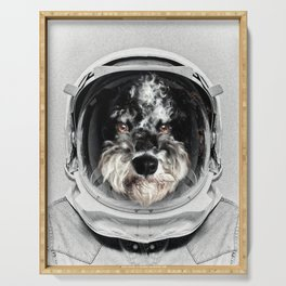 Buster Astro Dog Serving Tray
