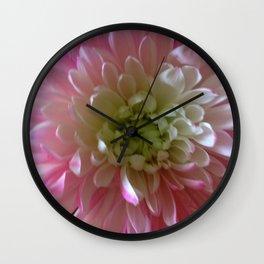 Chrysanthemum Wall Clock