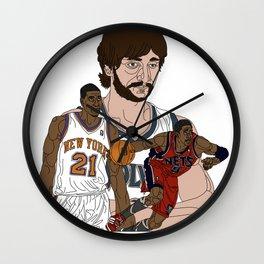 Rookie Rubio Wall Clock