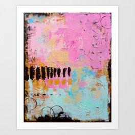 Kala I Art Print