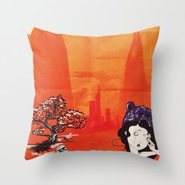 Ursa Minor Throw Pillow