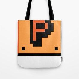 Pxlbyte Logo Shirt Tote Bag
