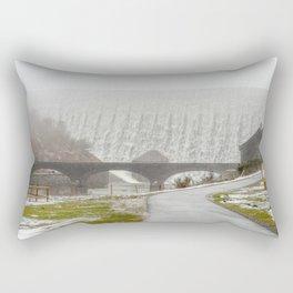 Elan Valley. Rectangular Pillow