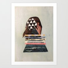 The Third Art Print