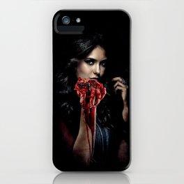 THE RIPPER - ELENA iPhone Case