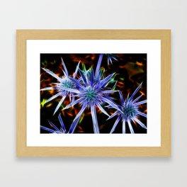 Stars on Earth Framed Art Print