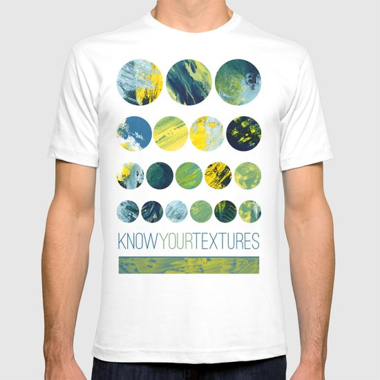 Know Your Textures T-shirt