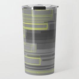 geometric abstract no.6 Travel Mug