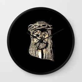 Jesus Piece Wall Clock
