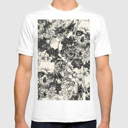 SKULLS 4 HALLOWEEN SKULL T-shirt