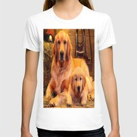 mom T-shirts featuring Mom by Robin Curtiss