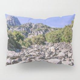 Yosemite Park Rocks Pillow Sham