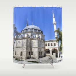 Istanbul Mosque Shower Curtain