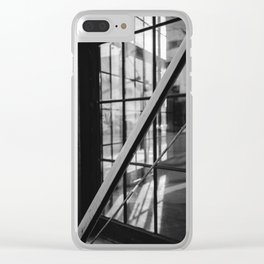 Los Angeles Arts District II Clear iPhone Case