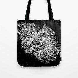 Fan Coral Tote Bag