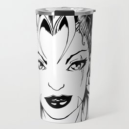 Lady Vixen Travel Mug