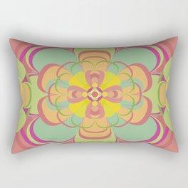 Mandala Libertad · Glojag Rectangular Pillow