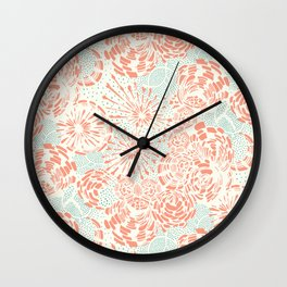 Celeste (Cream) Wall Clock