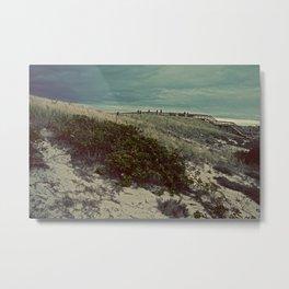 Nautica: Leaving the Dune Metal Print