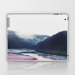 Low Tide in the Valley Laptop & iPad Skin