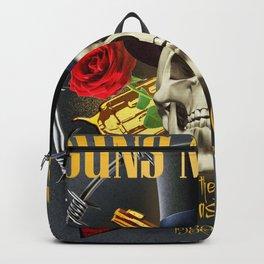guns n roses the best 2021 desem Backpack