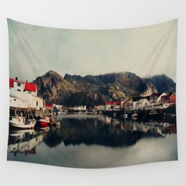 mountain life Wall Tapestry