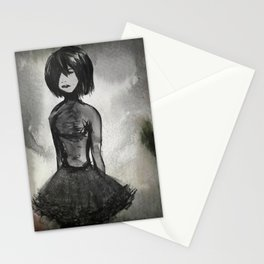 In a World of Darkness Stationery Cards