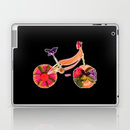 vegetable bike Laptop & iPad Skin