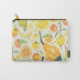 Harvest of Yellow - Neutral Carry-All Pouch