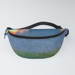 Morning Meadow Fanny Pack