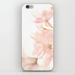 Softness embraced iPhone Skin